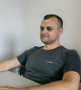 Лукановский Віктор Ігорович - технічний директор ТОВ