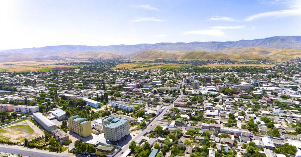 Геопортал Таджикистана фото 2