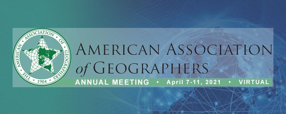 Зустріч ААГ (AAG) в 2021 році