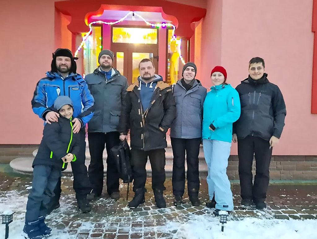Колектив компанії «ГЕОНІКС» відсвяткував корпоратив на Буковелі 2
